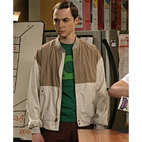 The Big Bang Theory Sheldon Cooper Jacket