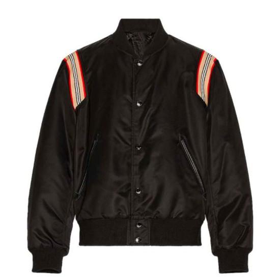 Matthew Atkinson The Bold and The Beautiful Bomber Jacket