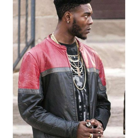 Barton Fitzpatrick  The Chi Leather Jacket