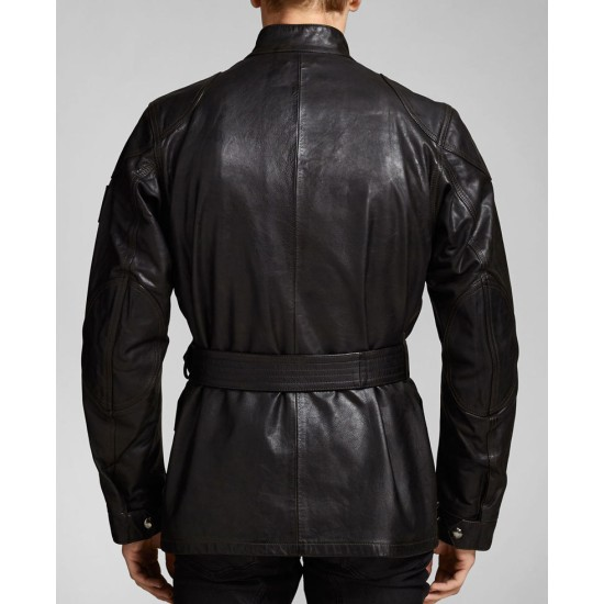 The Dark Knight Rises Bane Leather Jacket