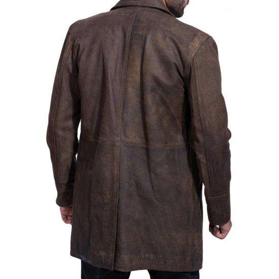 The Day of the Doctor The War Doctor Coat