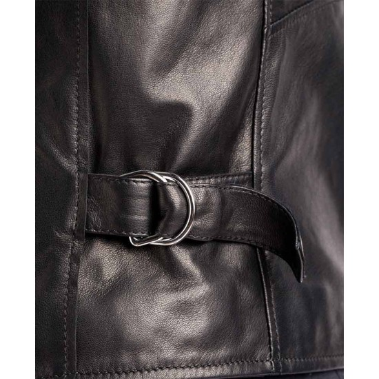 Luke Cage The Defenders Leather Jacket