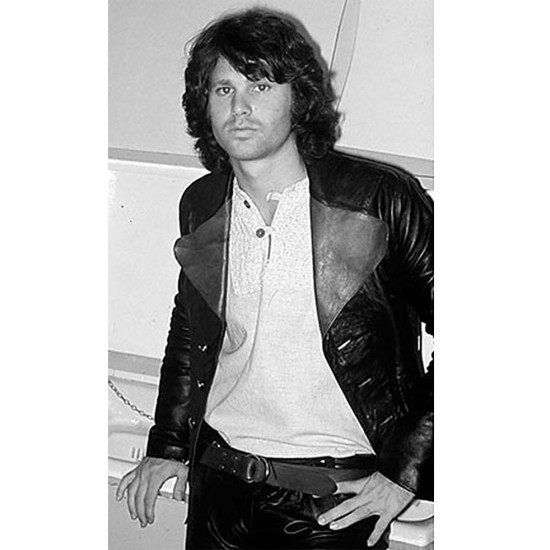 The Doors Jim Morrison Signer Jacket