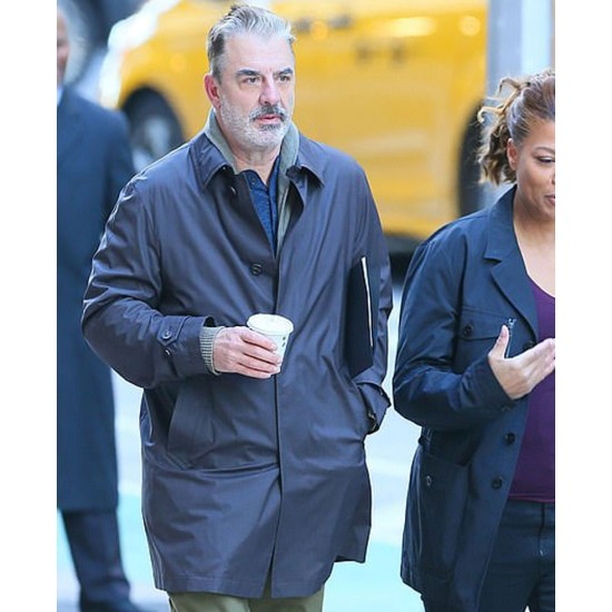 Chris Noth The Equalizer Coat