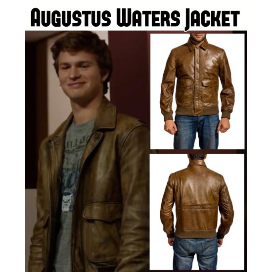 Augustus Waters The Fault in our Stars Jacket