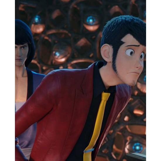 Arsene Lupin III The First Blazer
