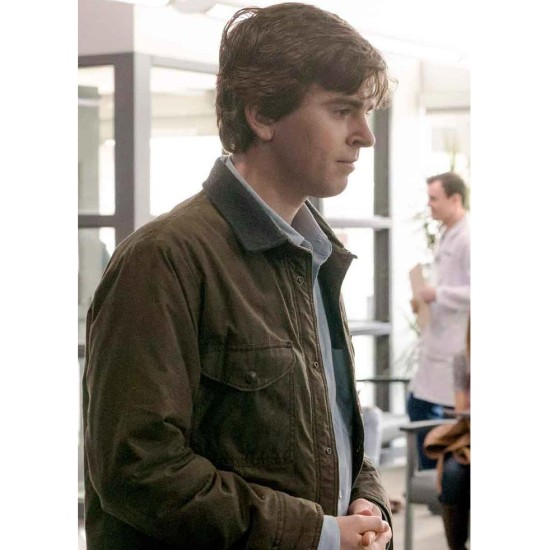Freddie Highmore The Good Doctor Jacket