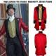 Hugh Jackman The Greatest Showman Coat with Vest