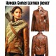 The Hunger Games Katniss Everdeen Leather Jacket