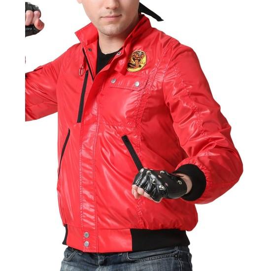 The Karate Kid Cobra Kai Bomber Jacket