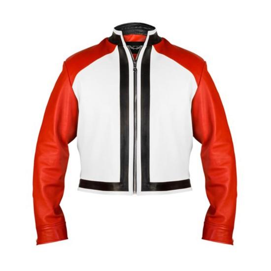 Rock Howard King of Fighters 14 Jacket