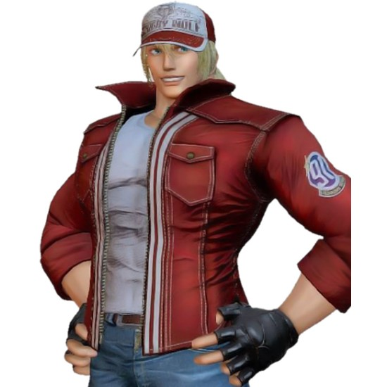 Terry Bogard Red Jacket