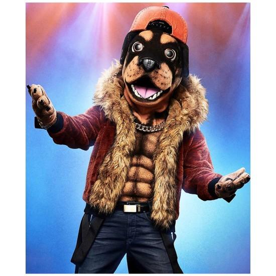 Chris Daughtry The Masked Singer S02 Hooded Jacket