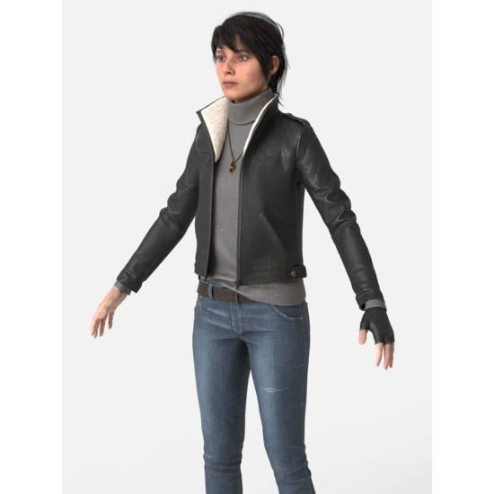 Marianne The Medium Shearling Jacket