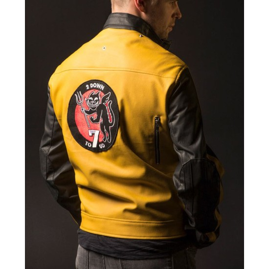 The New Colossus Wolfenstein 2 Leather Jacket