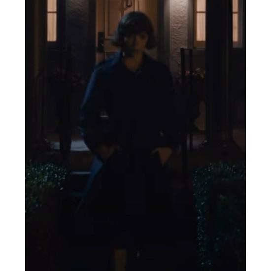 Anya Taylor Joy The Queen's Gambit Wool Coat