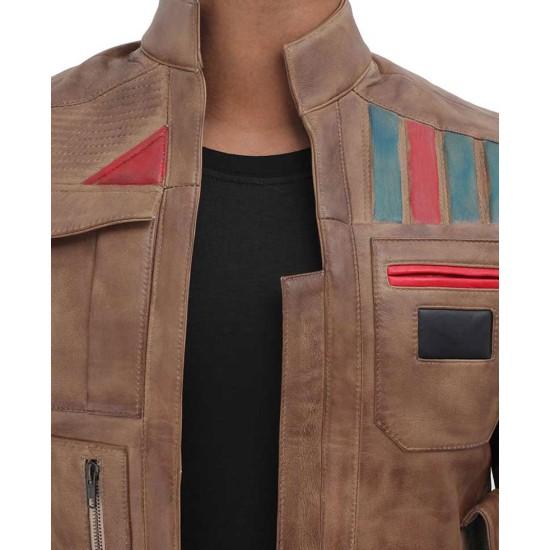 The Rise of Skywalker Finn Leather Vest