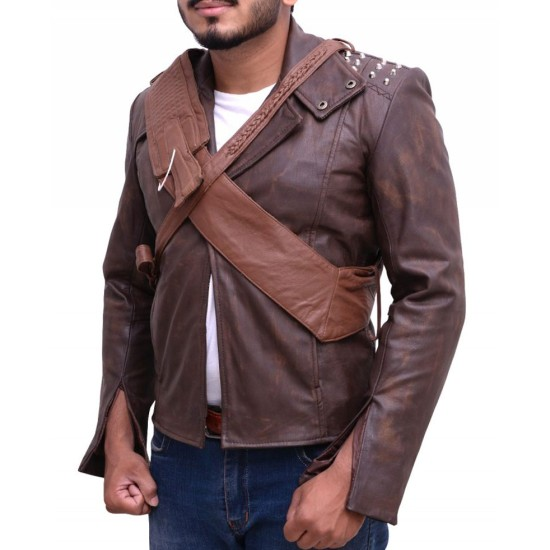 The Shannara Chronicles Wil Ohmsford Leather Jacket