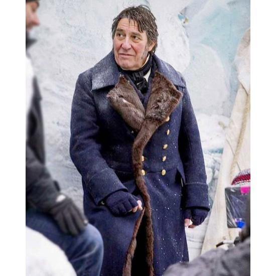 Ciaran Hinds The Terror Coat