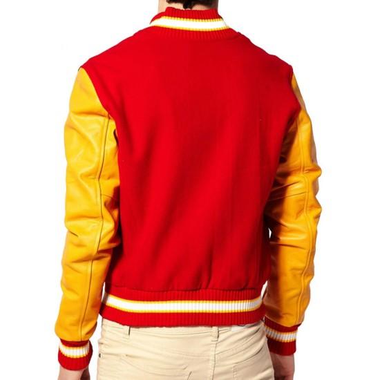 Thriller Michael Jackson Varsity Jacket