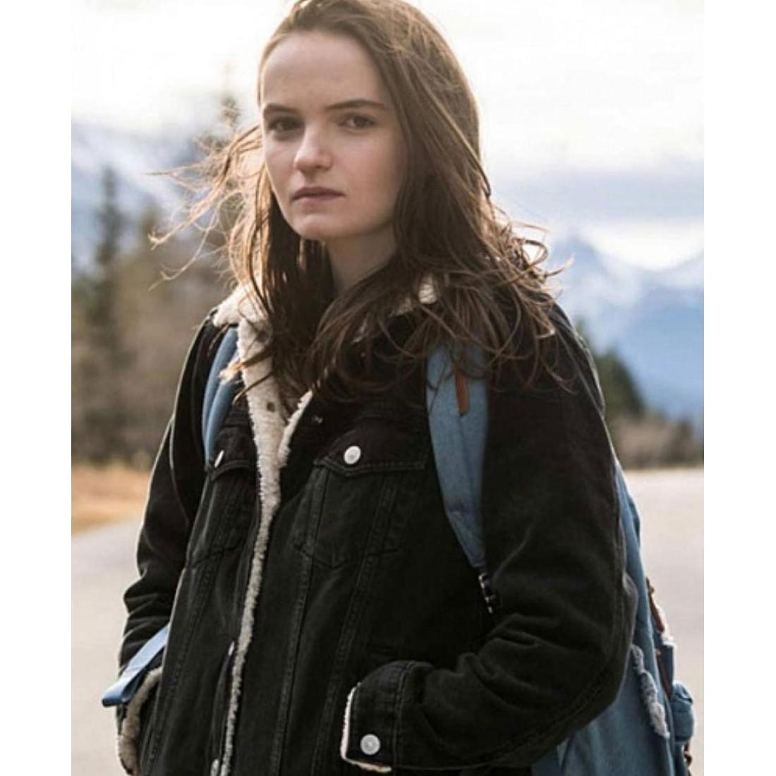 Anna Worth Jacket | Tin Star Abigail Lawrie Denim Jacket - Films Jackets