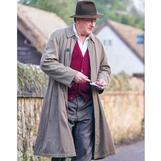 Hugh Bonneville To Olivia Cotton Coat