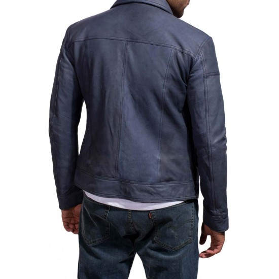 Tobey Marshall Need For Speed Leather Jacket