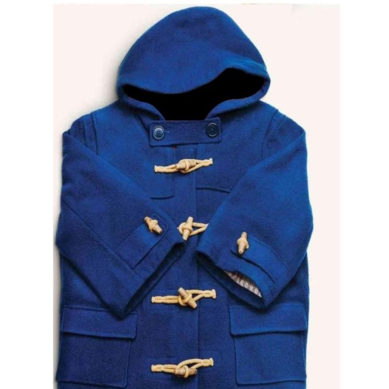 Paddington Bear Toggle Duffle Coat