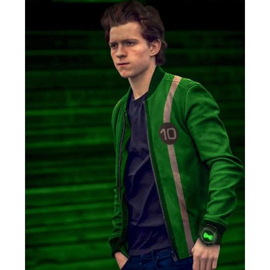 Ben 10 Alien Force Green Jacket