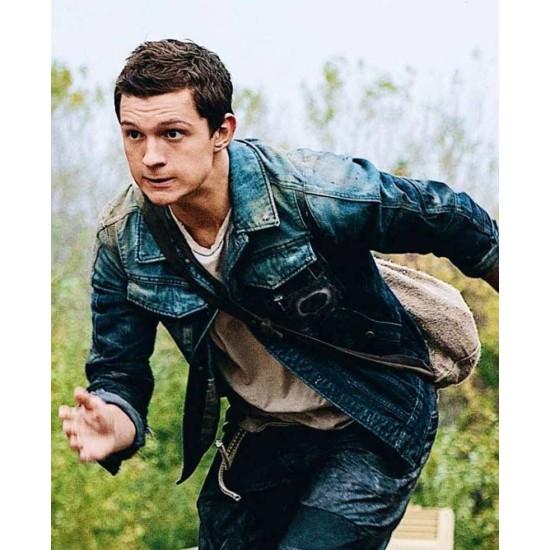 Tom Holland Chaos Walking Jacket