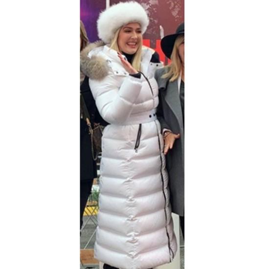 Erika Jayne TRHOBH Season 10 Puffer Coat