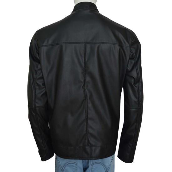Bill Compton True Blood Stephen Moyer Leather Jacket