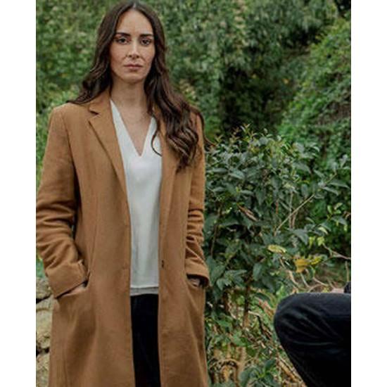 Alef Melisa Sozen Wool Coat