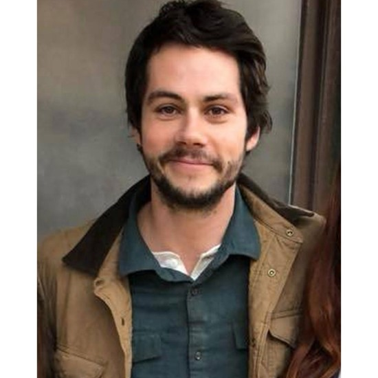 Dylan O'Brien Amazing Stories Brown Jacket