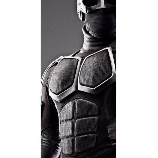 Black Noir The Boys Black Armored Jacket