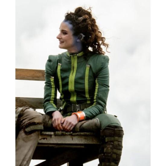Alex Mcgregor Vagrant Queen Green Jacket