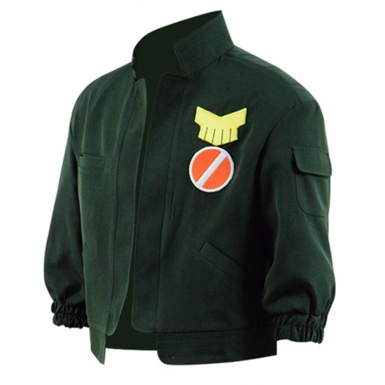 Gearless Joe Megalo Box Cotton Jacket