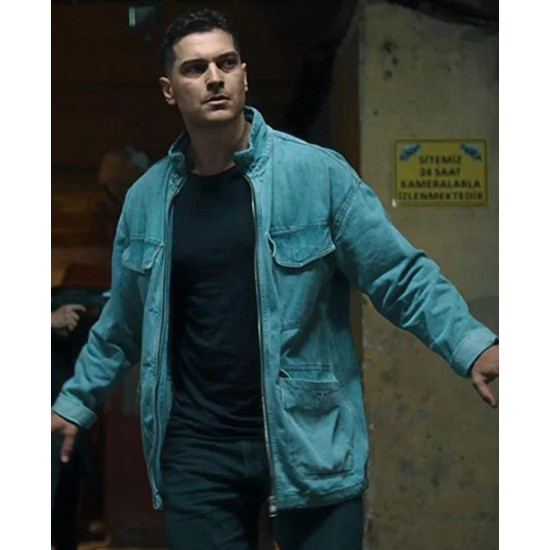 Cagatay Ulusoy The Protector Cotton Jacket