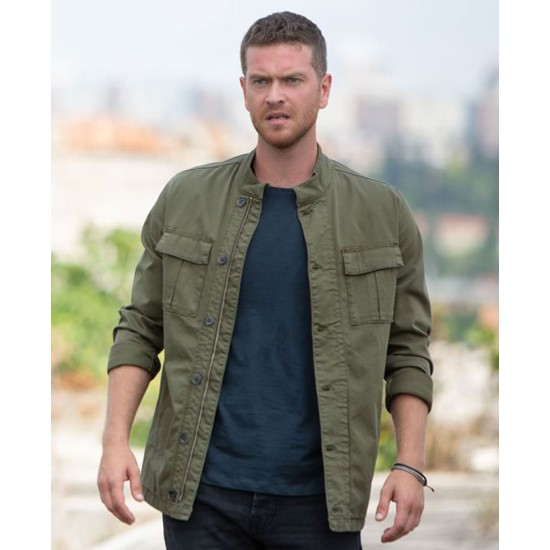 Engin Ozturk The Protector Green Jacket