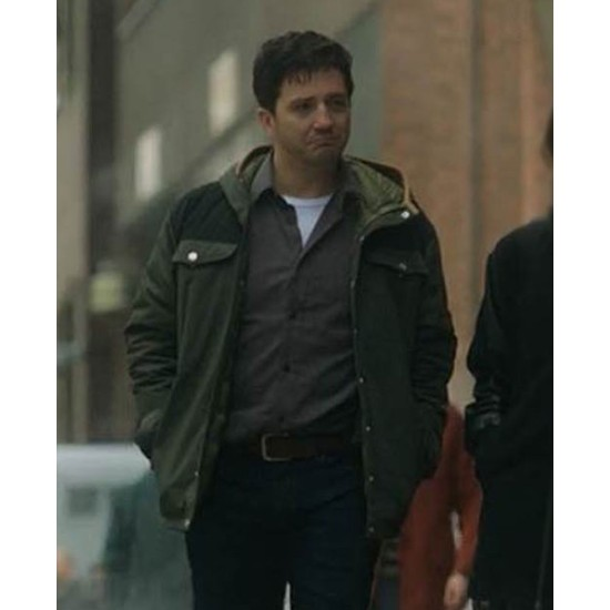 The Umbrella Academy John Magaro Hooded Jacket