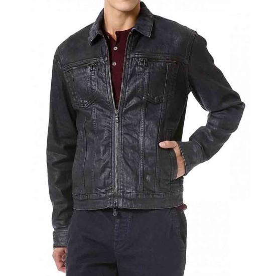 Chris D'Elia Undateable Leather Jacket