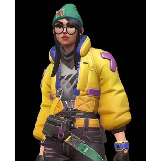 Killjoy Valorant Cropped Jacket