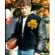 Notre Dame Rudy Irish Varsity Jacket