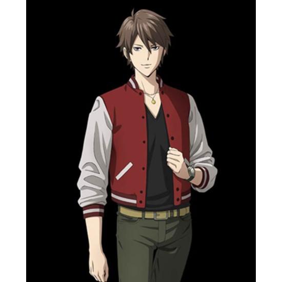 Case File N 221 Kabukicho Lucy Morstan Red Bomber Jacket