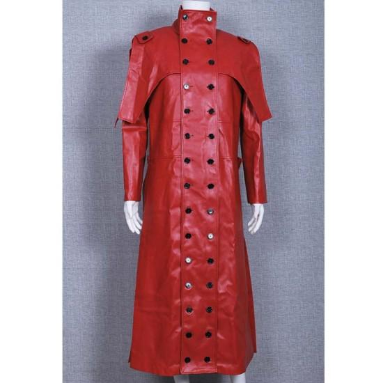 Vash The Stampede Trigun Trench Coat