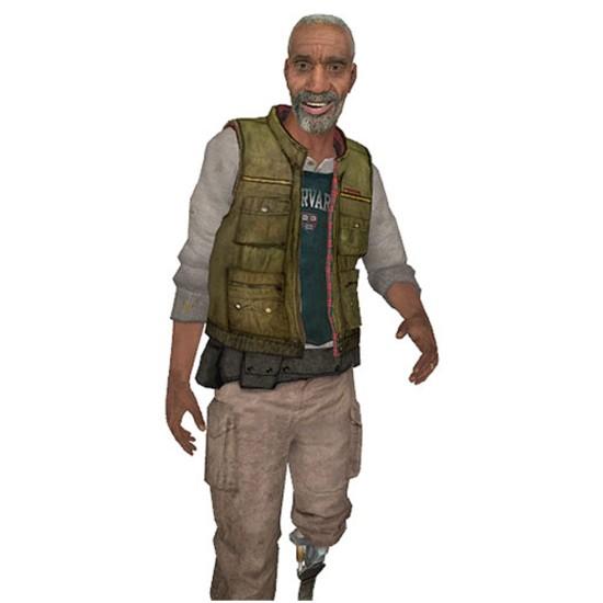 Eli Vance Half-Life 2 Vest