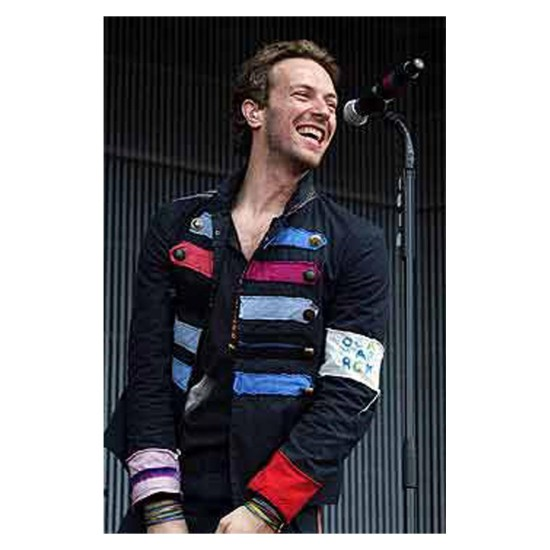 Chris Martin Viva La Vida Jacket