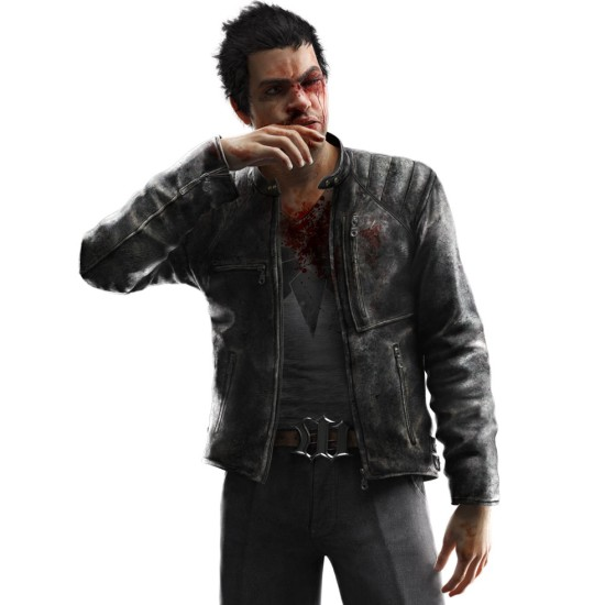 Watch Dogs Game Maurice Vega Leather Jacket