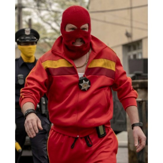 Watchmen Andrew Howard Bomber Jacket