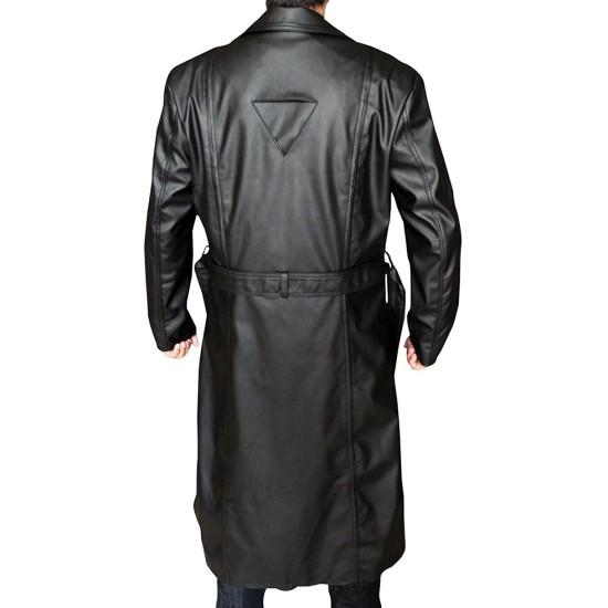 Wesley Snipes Blade Leather Jacket
